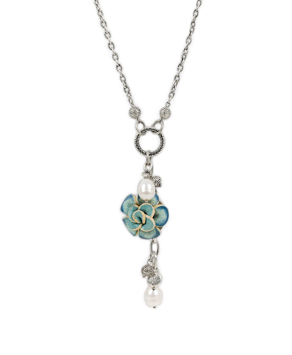 Katriane Y Necklace - Bouquet Collection 2