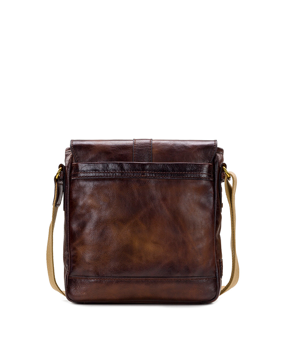 North/South Crossbody - All Leather Travelers 2