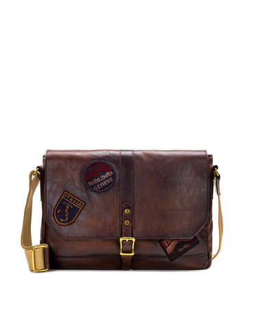 Messenger - All Leather Travelers - Messenger - All Leather Travelers