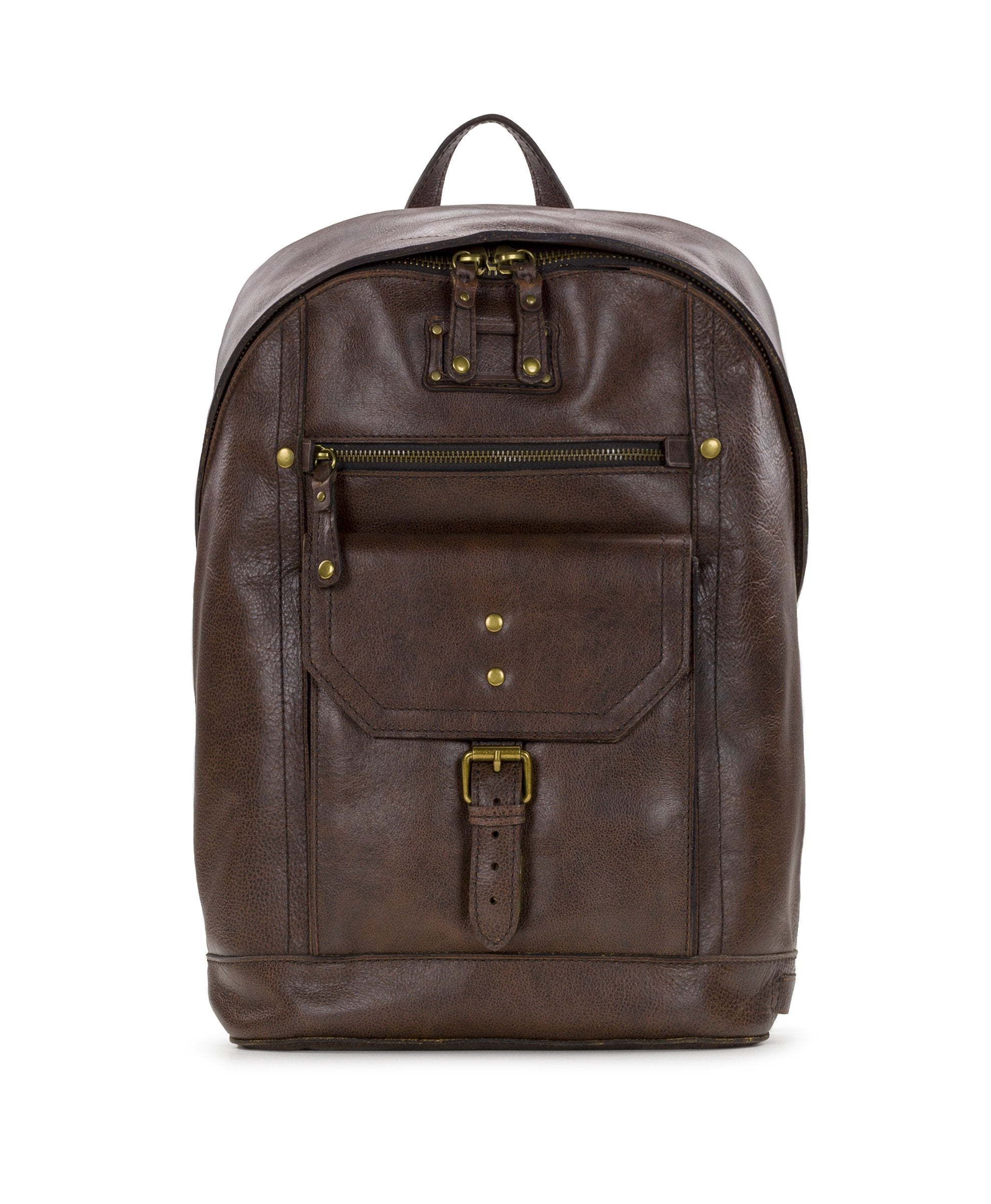 Tuscan Backpack II - Chocolate