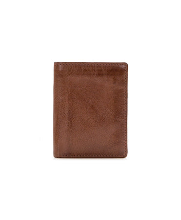 Trifold Wallet - Vintage Leather - Trifold Wallet - Vintage Leather