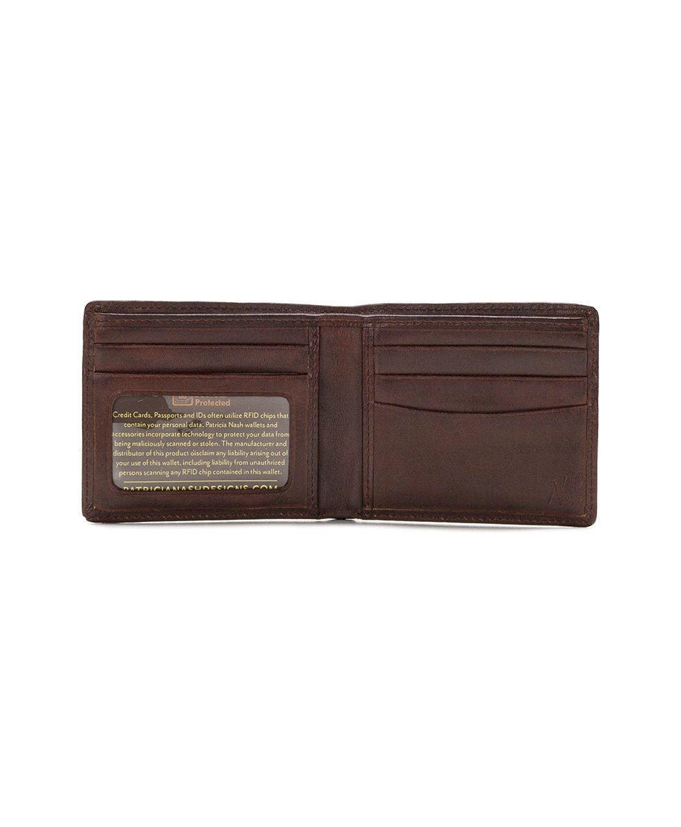 Double Billfold Wallet - Sanremo 2