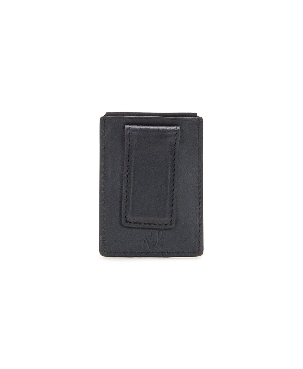 Mag Money Clip Credit Card - Lucca Black 2