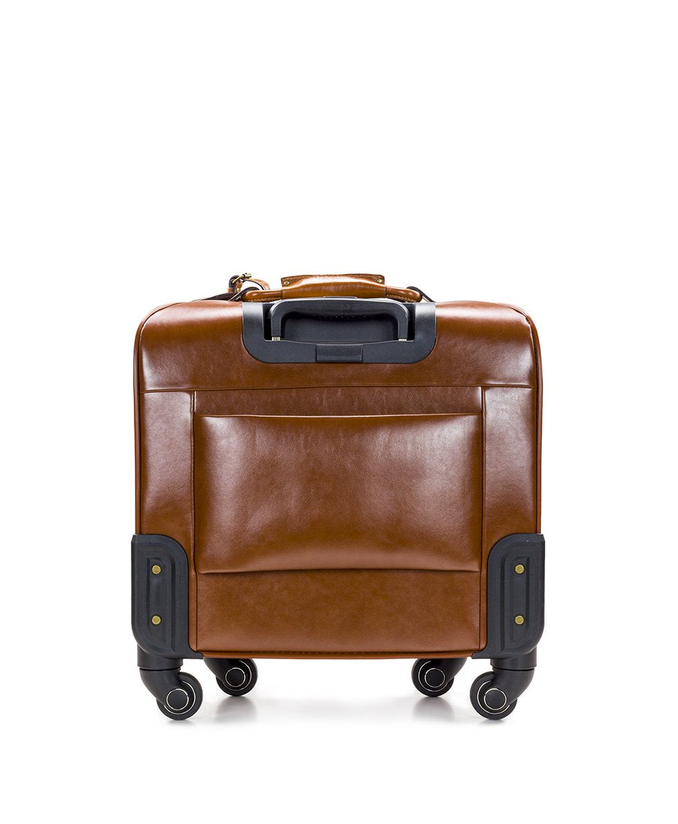 Velino Trolley - Patina Coated Canvas Spring Multi 2