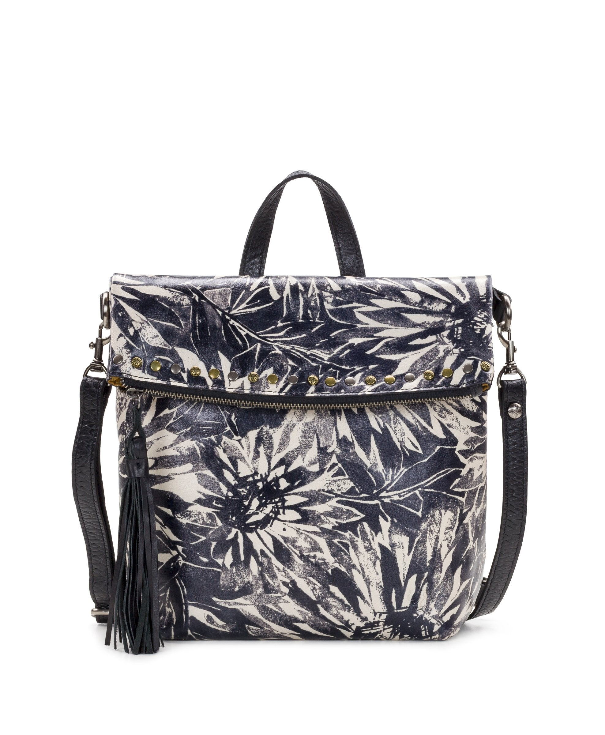 Luzille Backpack - Sunflower Print