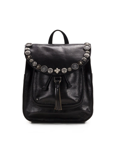 Jovanna Backpack - Renaissance Coin - Black