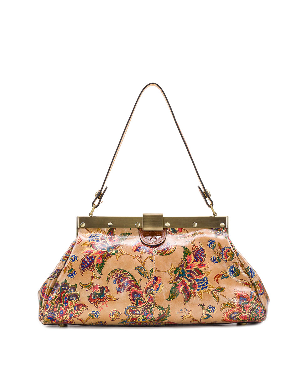 Ferrara Frame Satchel - French Tapestry
