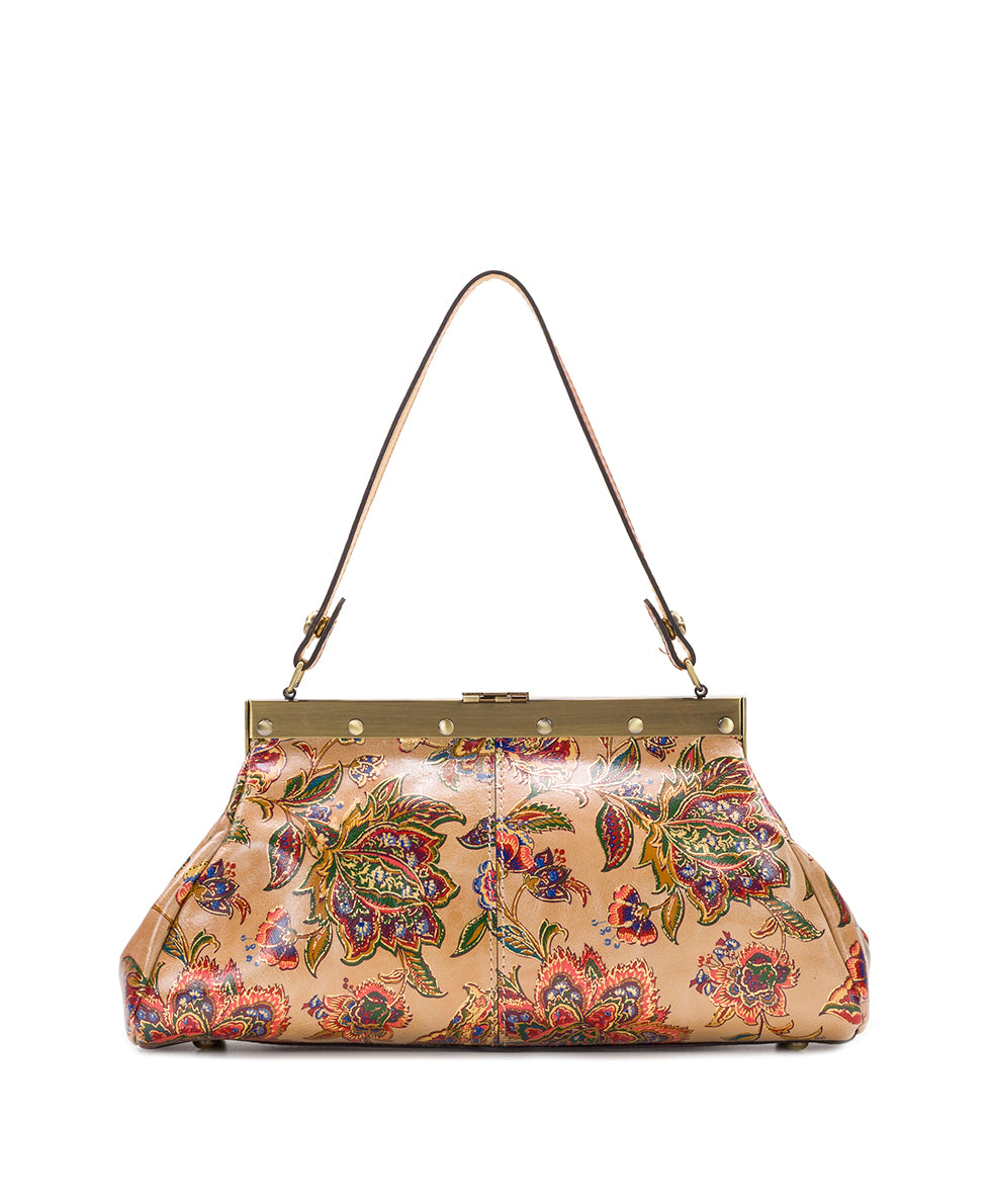 Ferrara Frame Satchel - French Tapestry 2