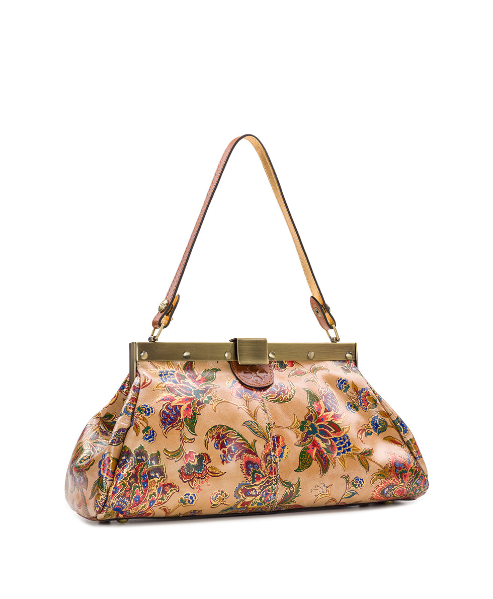 Ferrara Frame Satchel - French Tapestry 3