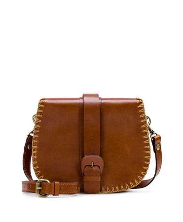 Salerno Saddle Bag - Leather Buckle - Salerno Saddle Bag - Leather Buckle