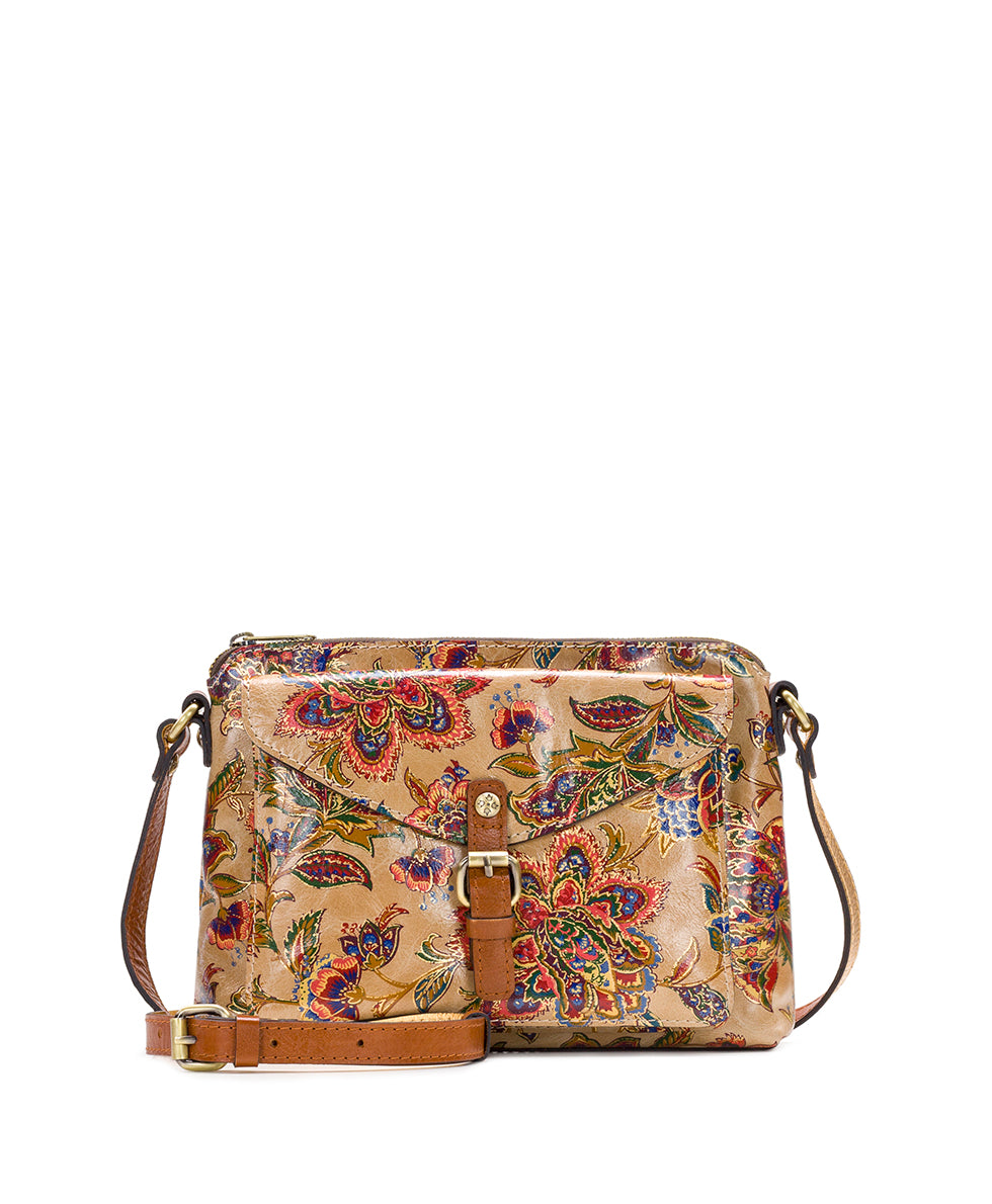 Avellino Crossbody - French Tapestry 1