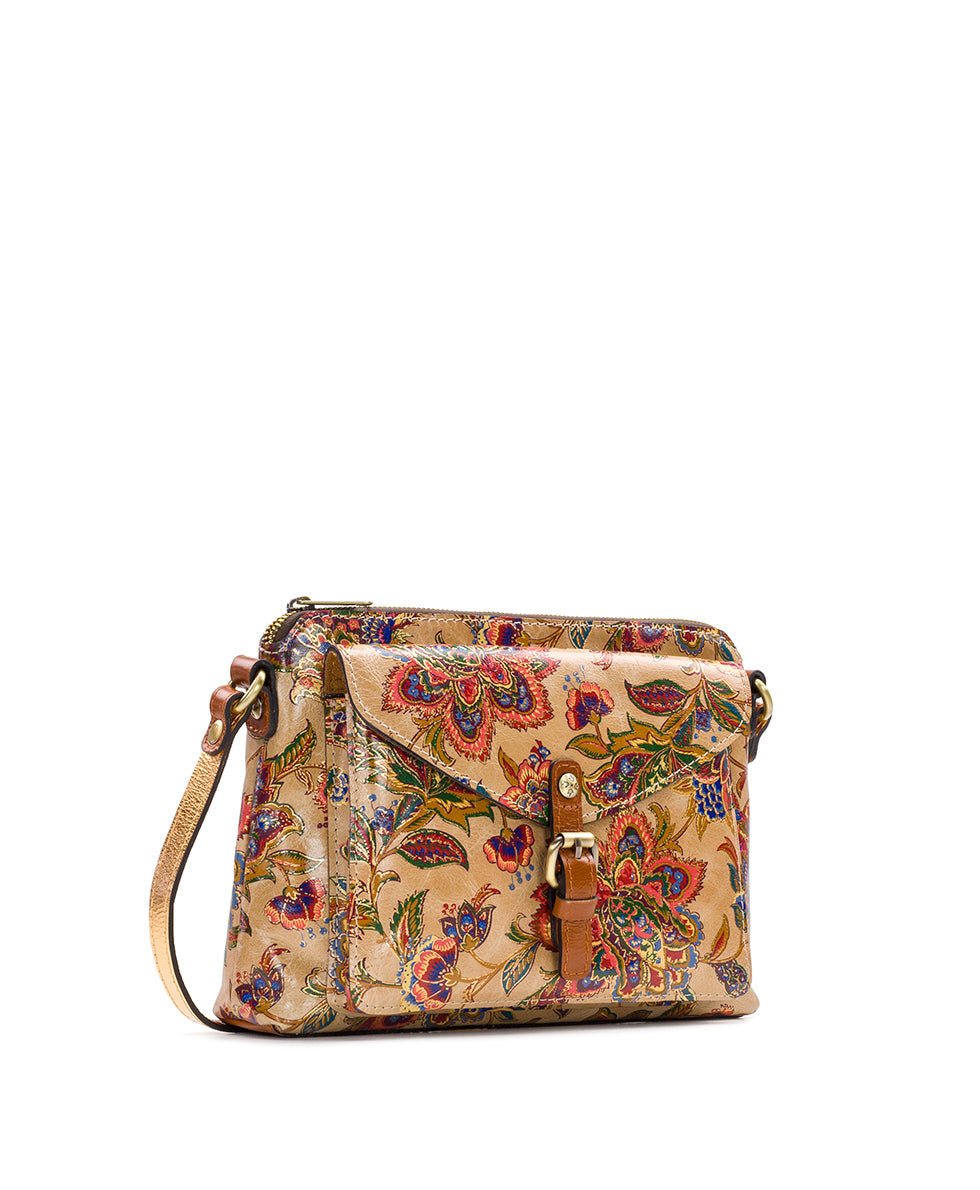 Avellino Crossbody - French Tapestry 3