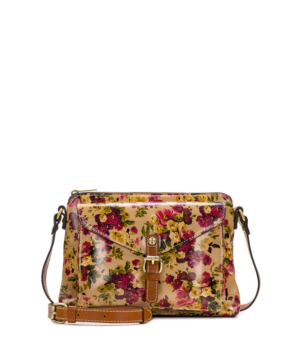 Avellino Crossbody - Antique Rose