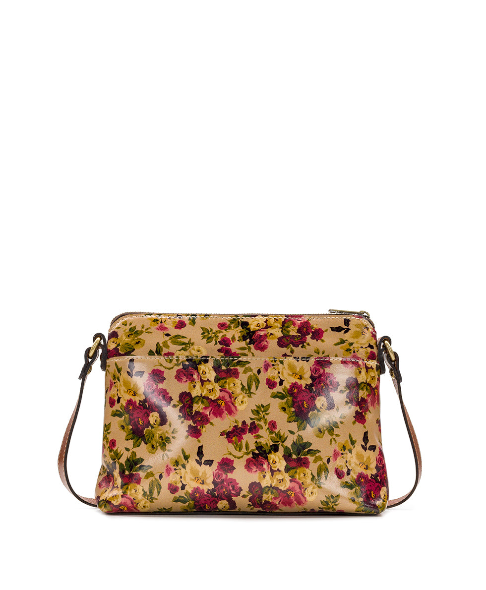 Avellino Crossbody - Antique Rose 2