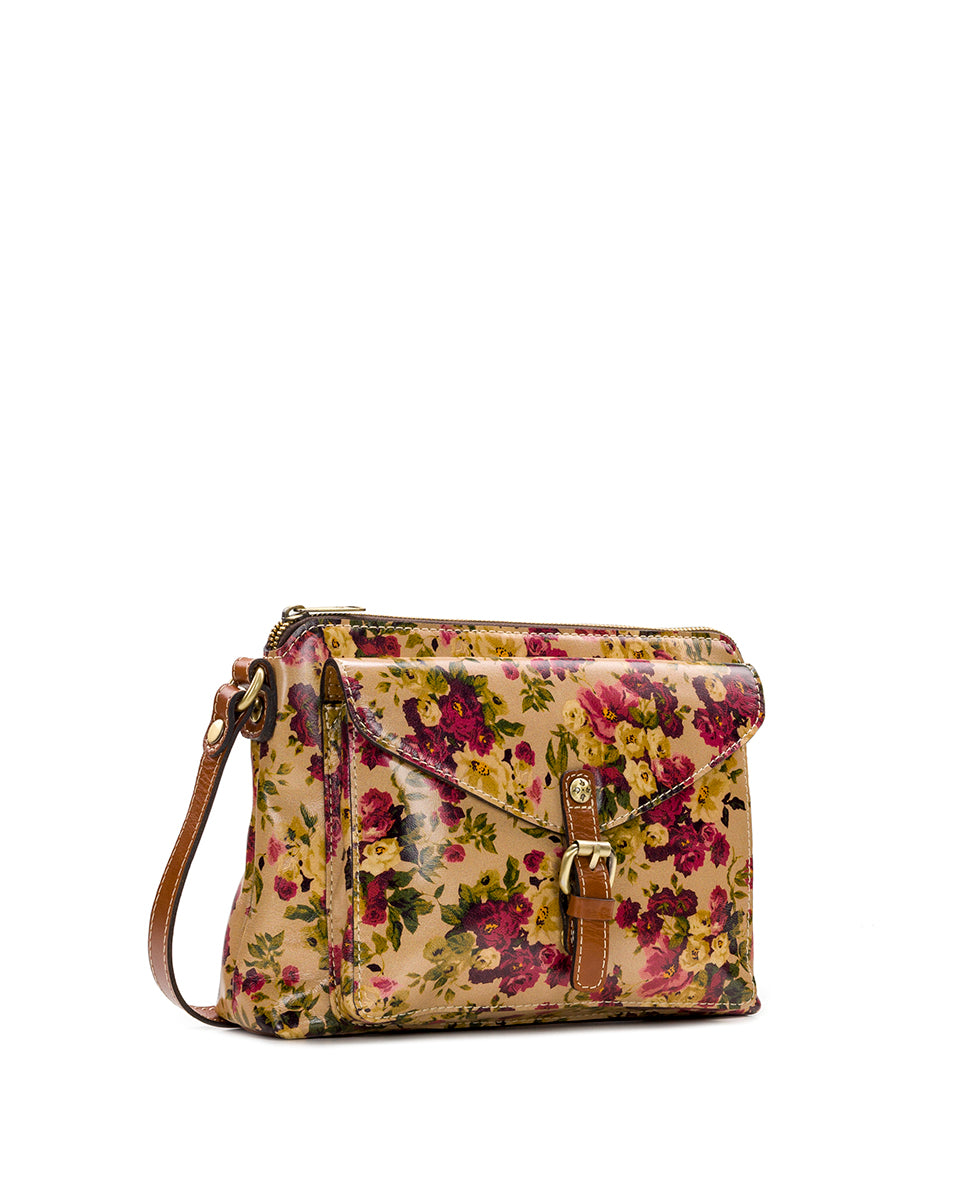 Avellino Crossbody - Antique Rose 3