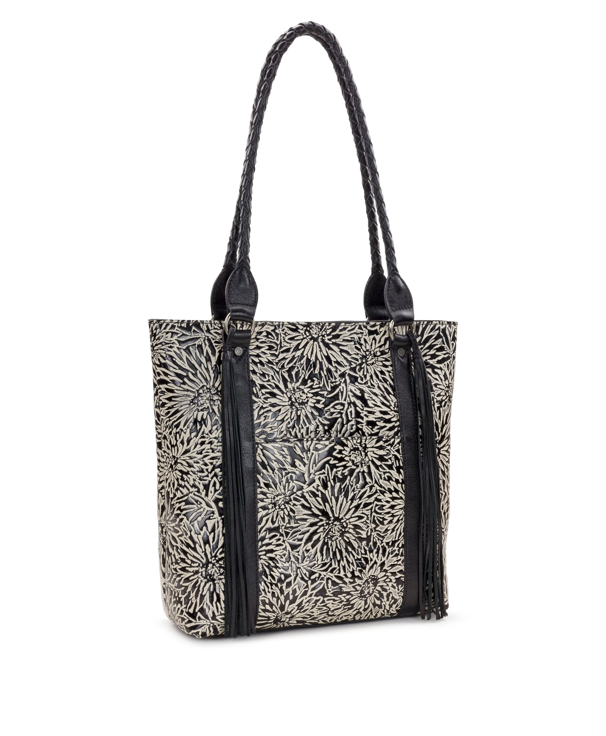 Rena Tote - Sunflower Tooling 3