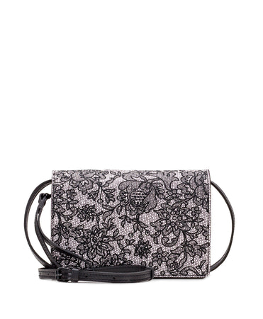 Lanza Crossbody Organizer - Chantilly Lace - Lanza Crossbody Organizer - Chantilly Lace