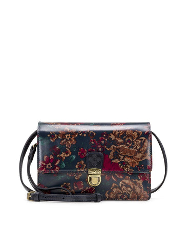 Lanza Crossbody Organizer - Fall Tapestry - Lanza Crossbody Organizer - Fall Tapestry
