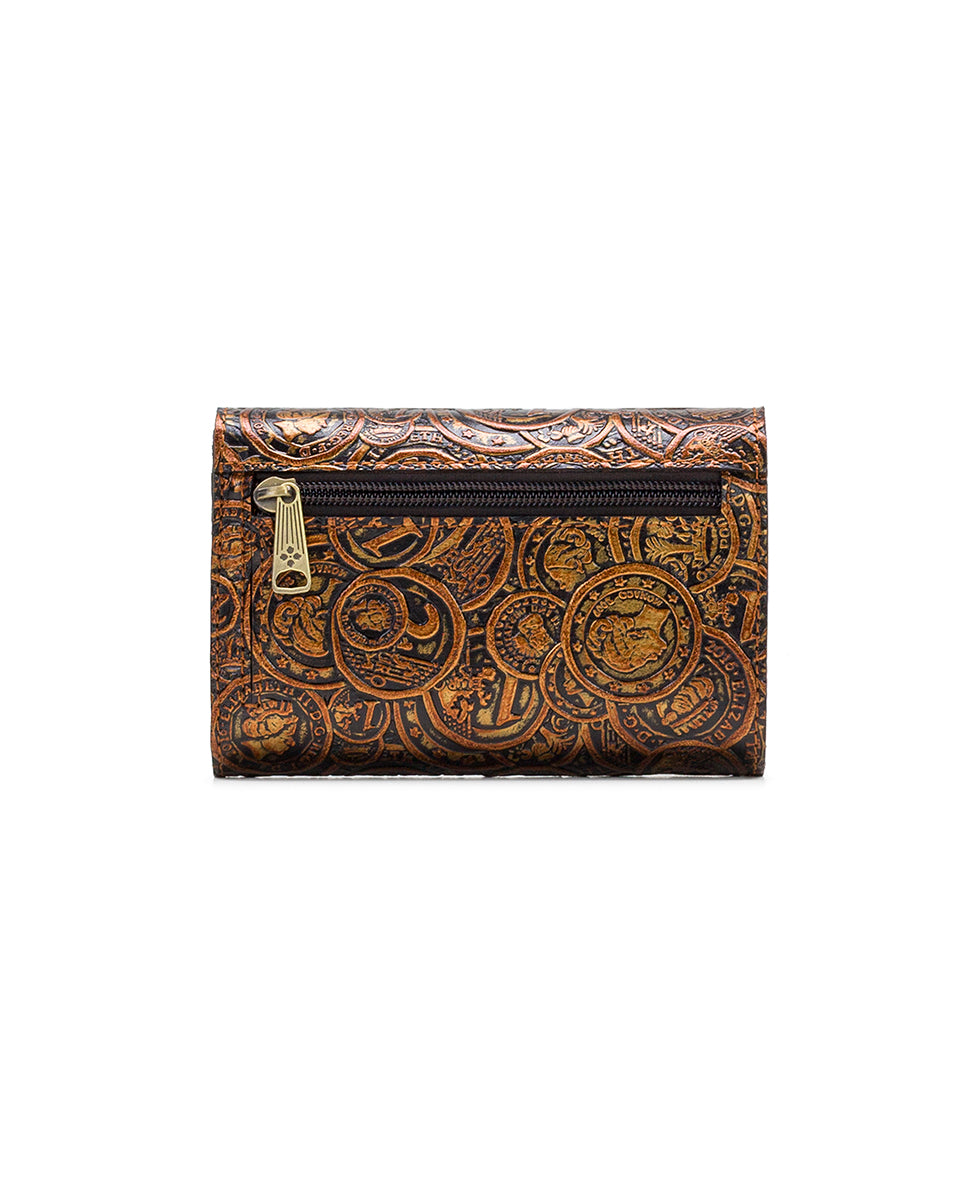 Cametti Wallet - Coin Tooled 2