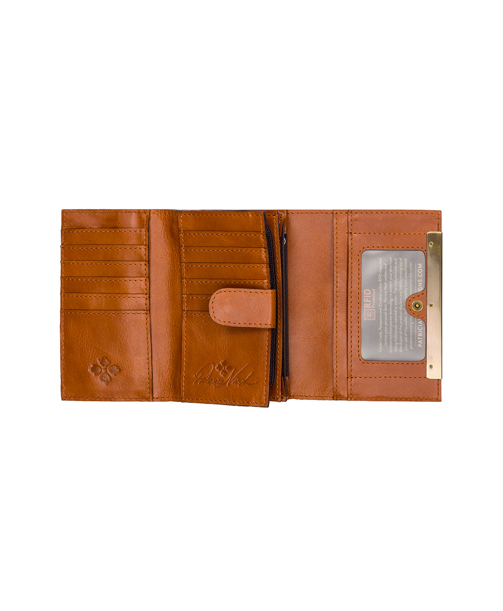 Cametti Wallet - Coin Tooled 3