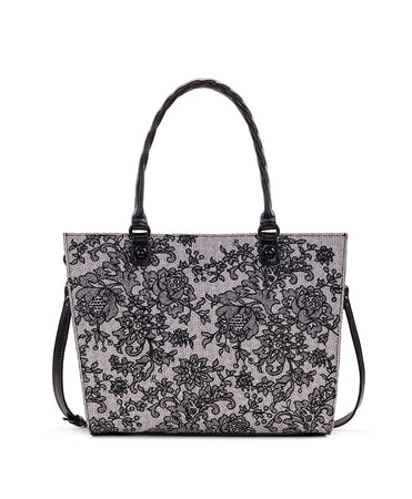 Zancona Tote - Chantilly Lace - Zancona Tote - Chantilly Lace