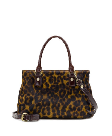 Angela Satchel - Leopard Haircalf - Angela Satchel - Leopard Haircalf