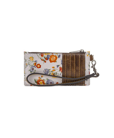 Almeria Credit Card Wristlet - Mini Meadows - Almeria Credit Card Wristlet - Mini Meadows