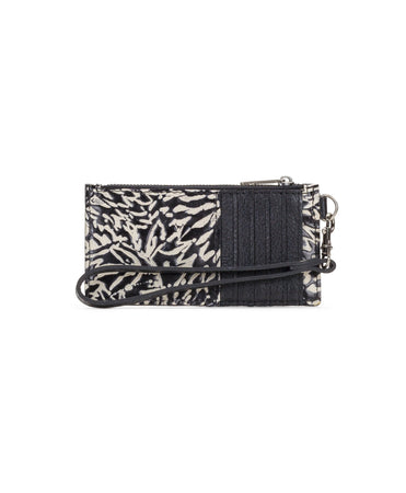 Almeria Credit Card Wristlet - Sunflower Tooling