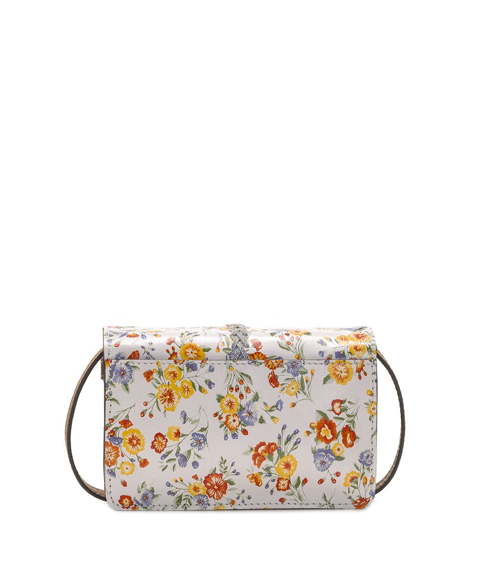 Bianco Crossbody Organizer - Mini Meadows 2