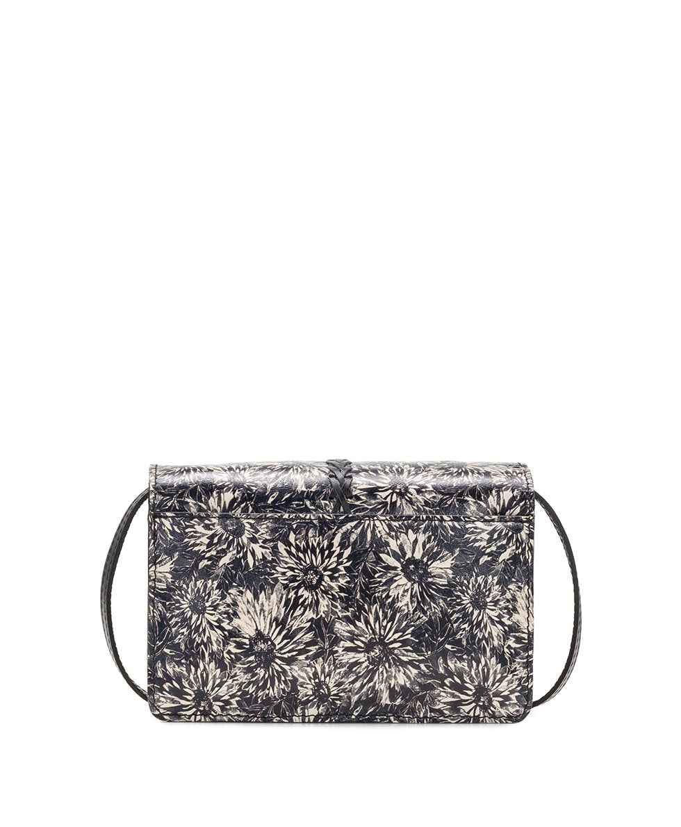 Bianco Crossbody Organizer - Sunflower Print 2