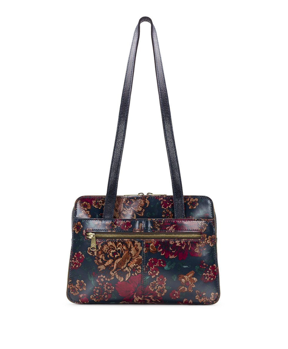 Dauphine Satchel - Fall Tapestry