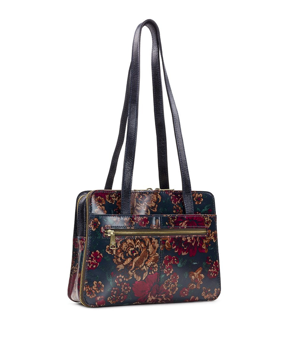 Dauphine Satchel - Fall Tapestry 3