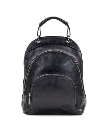 Alencon Small Backpack - Heritage - Black