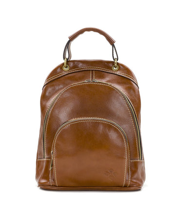 Alencon Small Backpack - Heritage - Tan