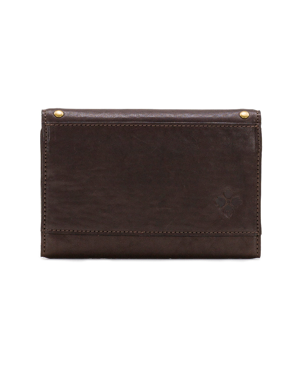 Colli Flap Wallet - Vintage Garment Washed 2