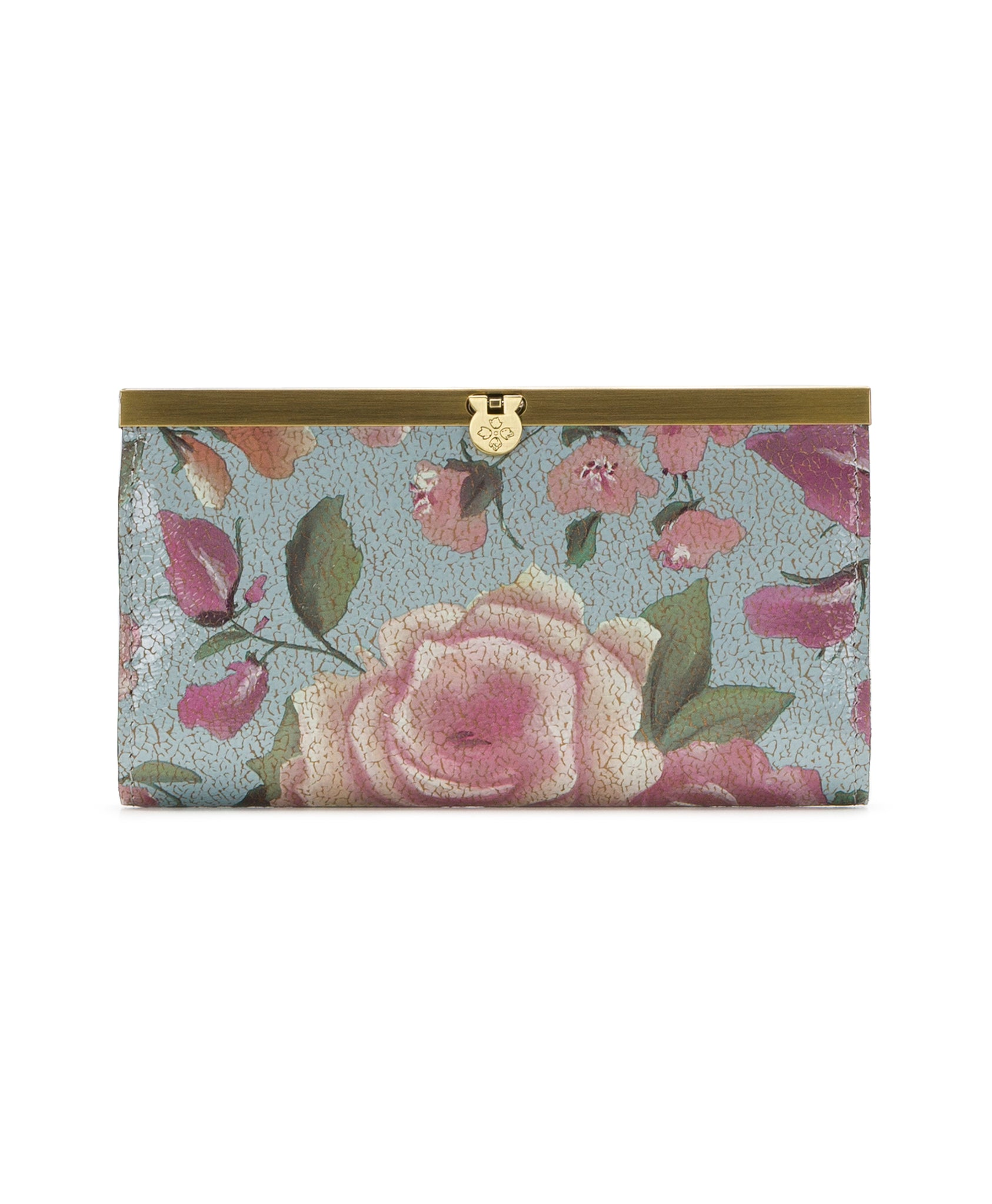 Cauchy Wallet - Crackled Rose