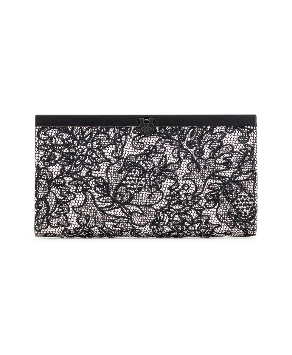 Cauchy Wallet - Chantilly Lace