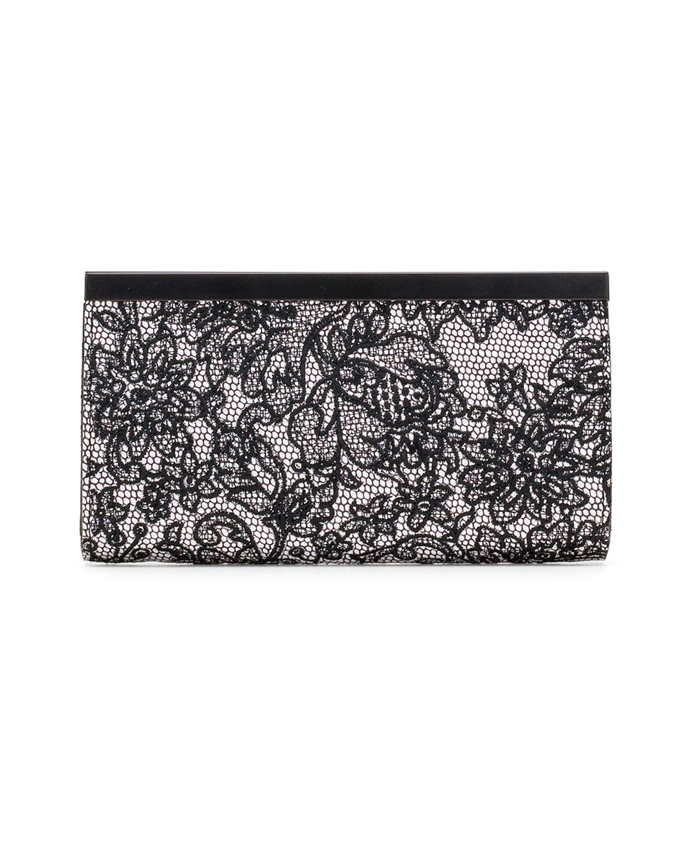 Cauchy Wallet - Chantilly Lace 2