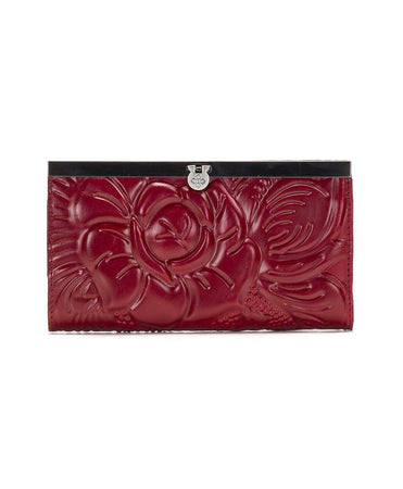 Cauchy Wallet - Waxed Tooled
