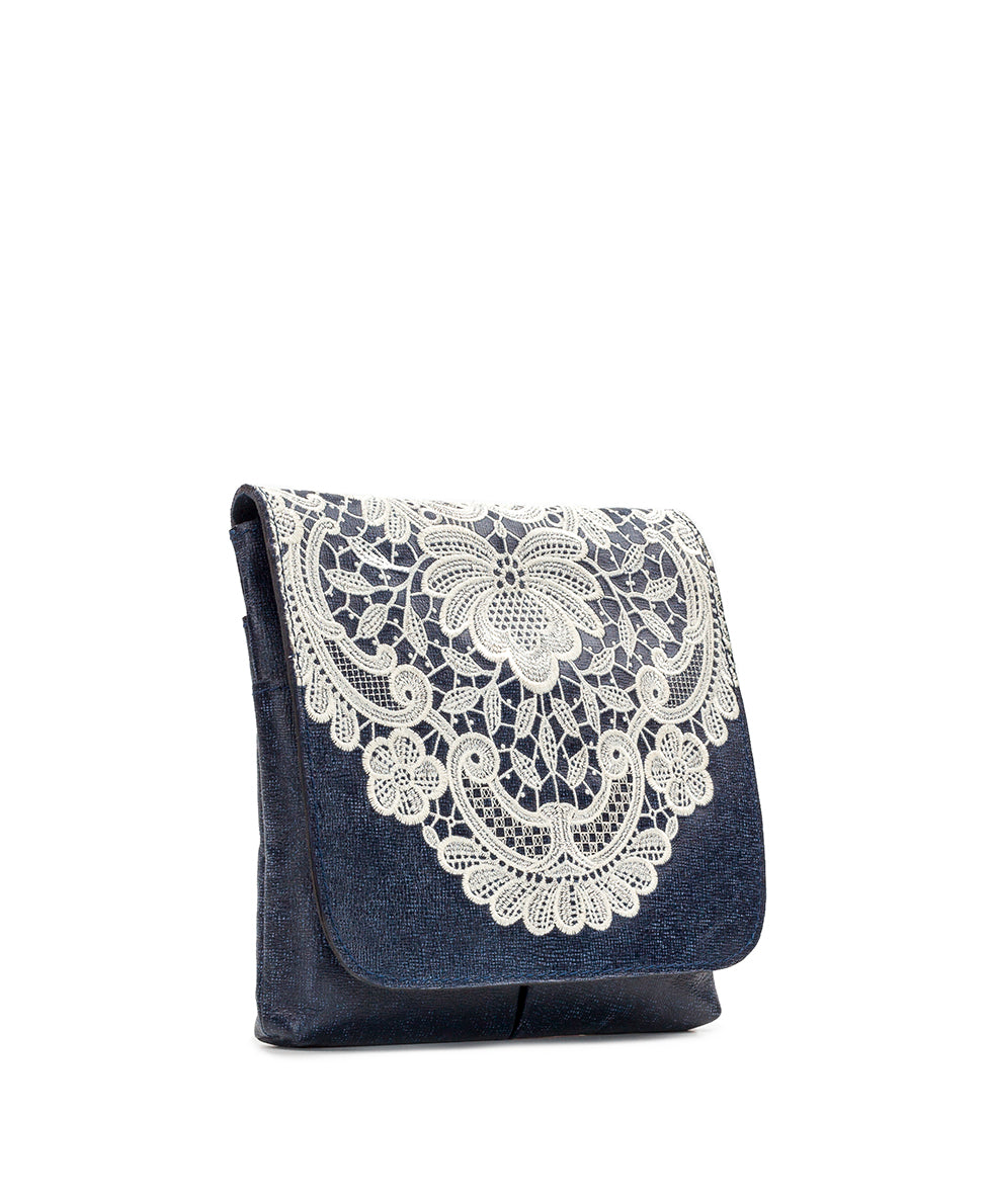 Granada Crossbody - Crochet Embroidery 3
