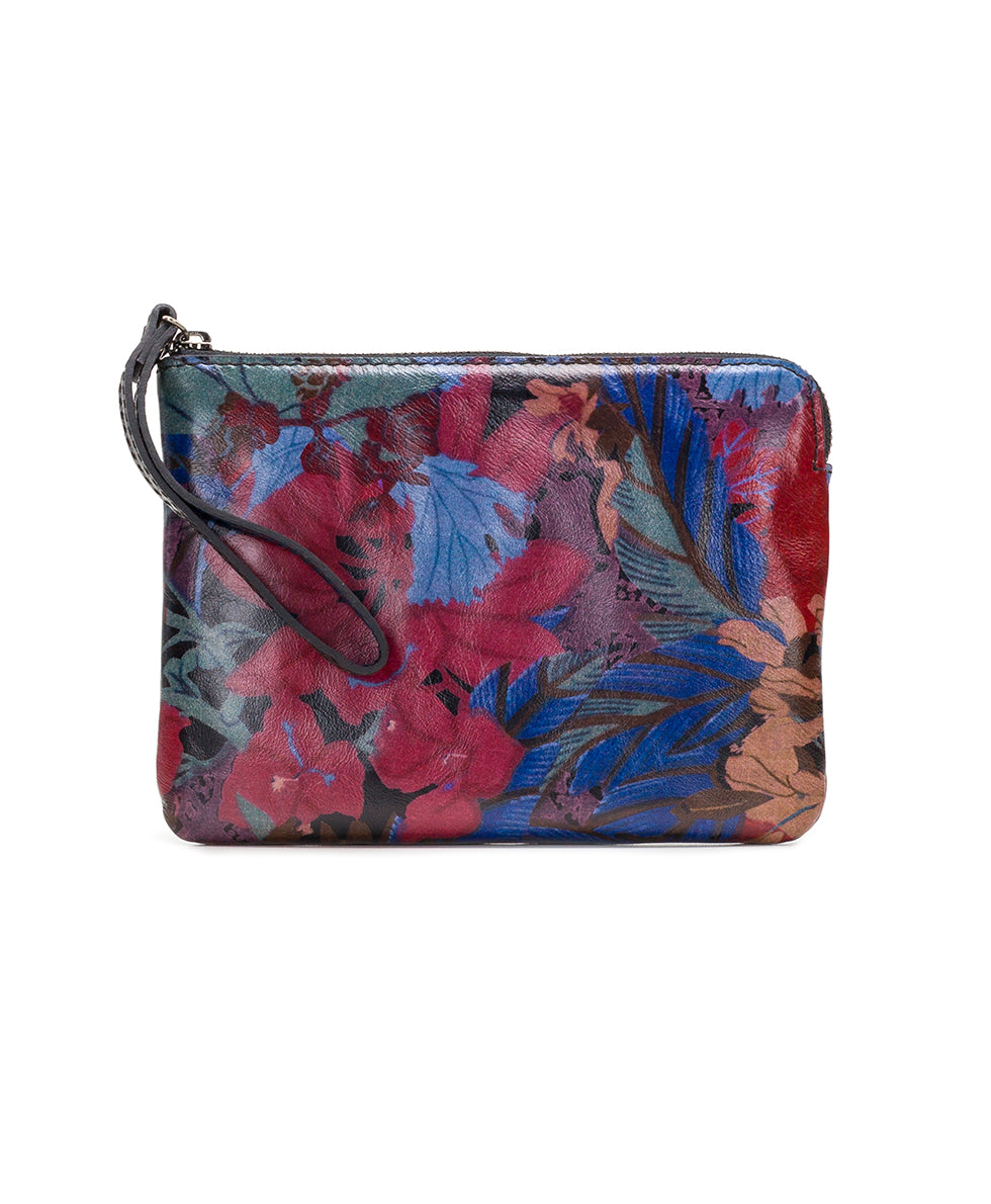 Cassini Wristlet - Blue Forest