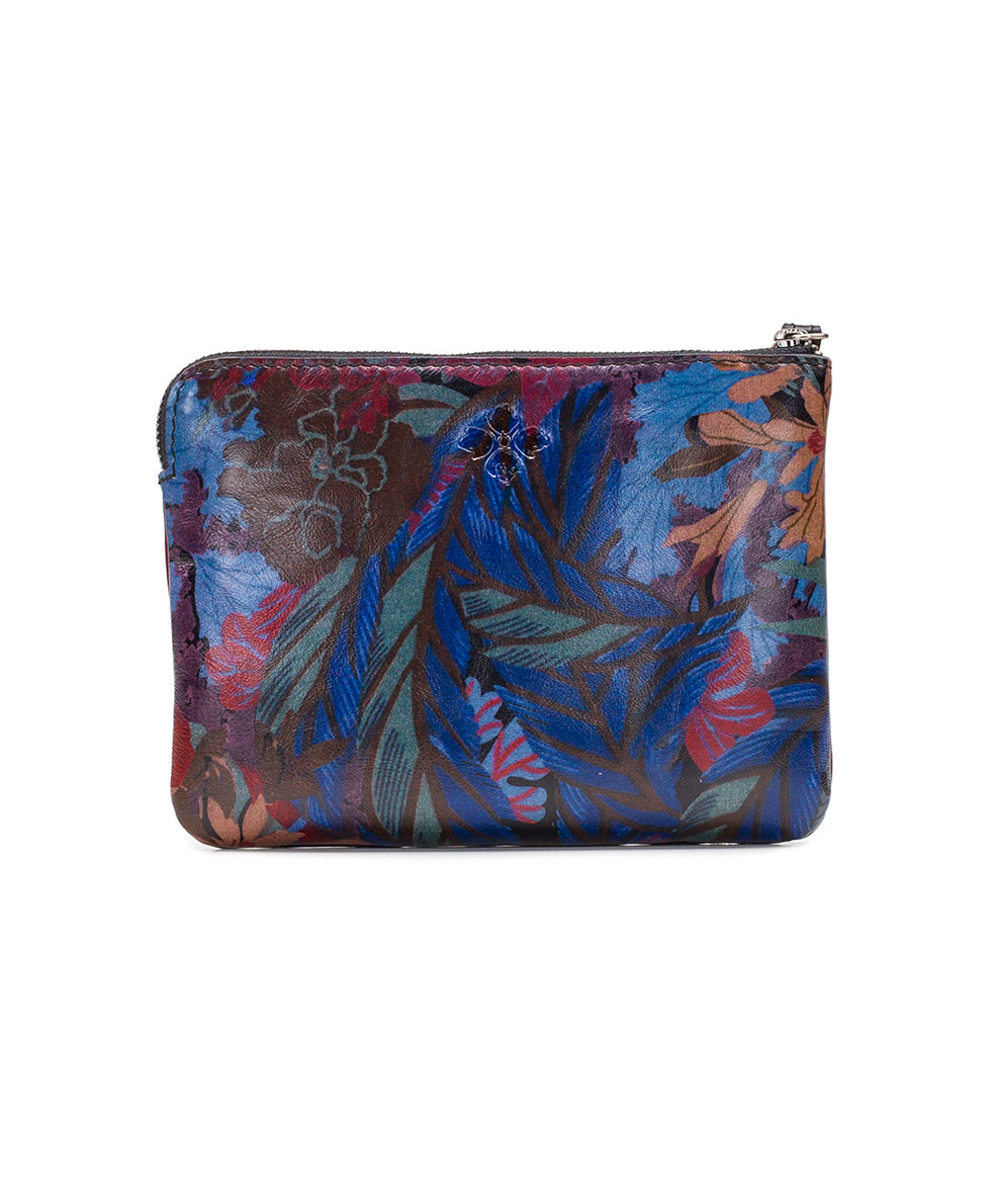 Cassini Wristlet - Blue Forest 2