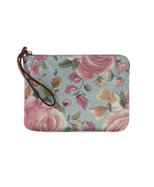 Cassini Wristlet - Crackled Rose
