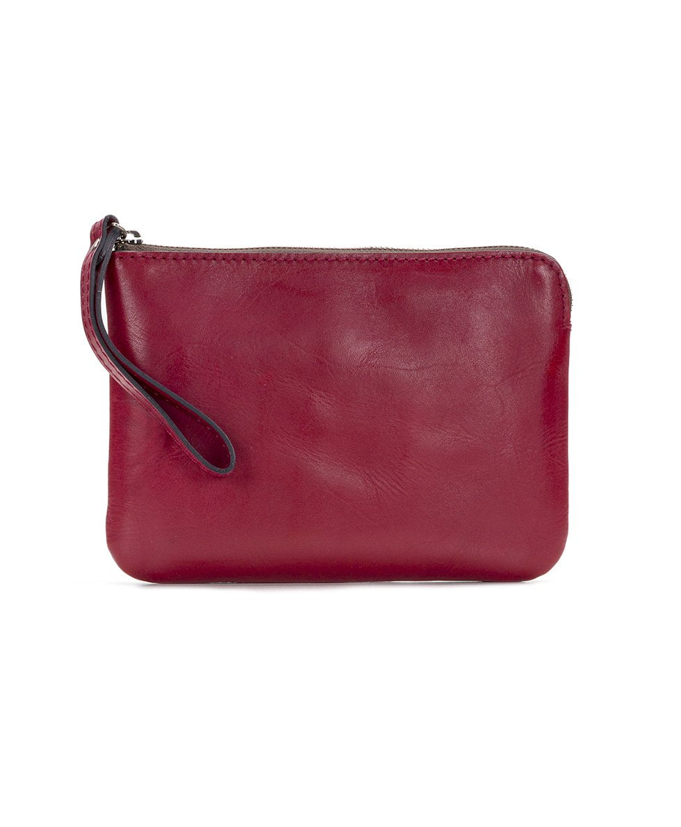 Cassini Wristlet - Waxed Vegetable Tanned Leather