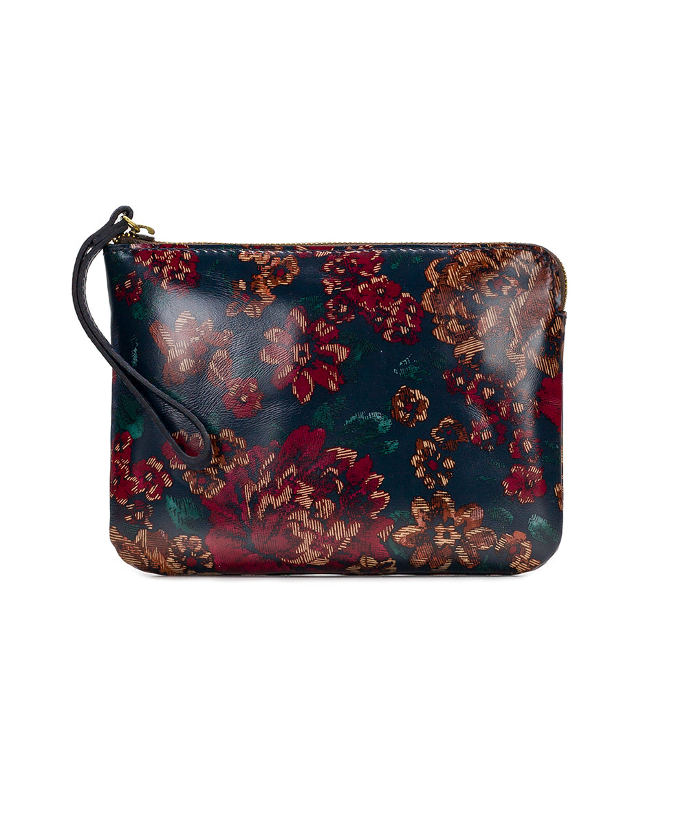 Cassini Wristlet - Fall Tapestry