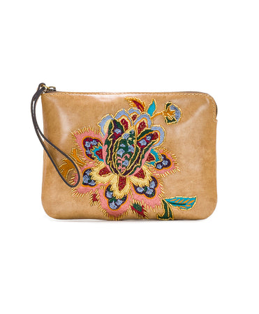 Cassini Wristlet - French Tapestry Beading - Cassini Wristlet - French Tapestry Beading