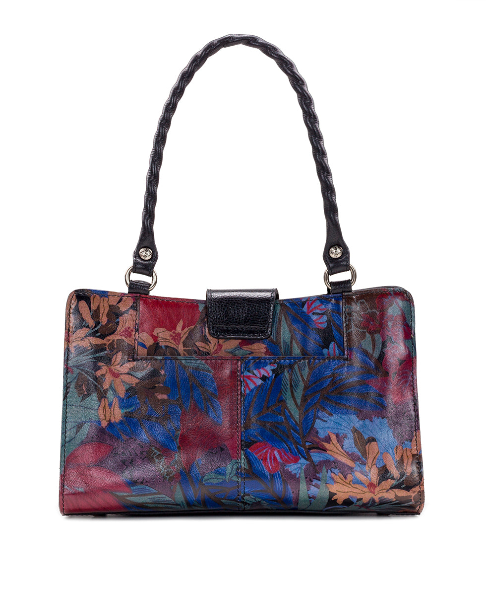 Rienzo Satchel - Blue Forest 2