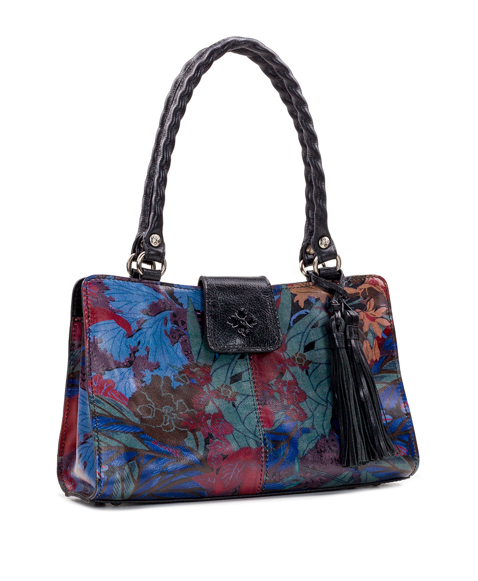 Rienzo Satchel - Blue Forest 3