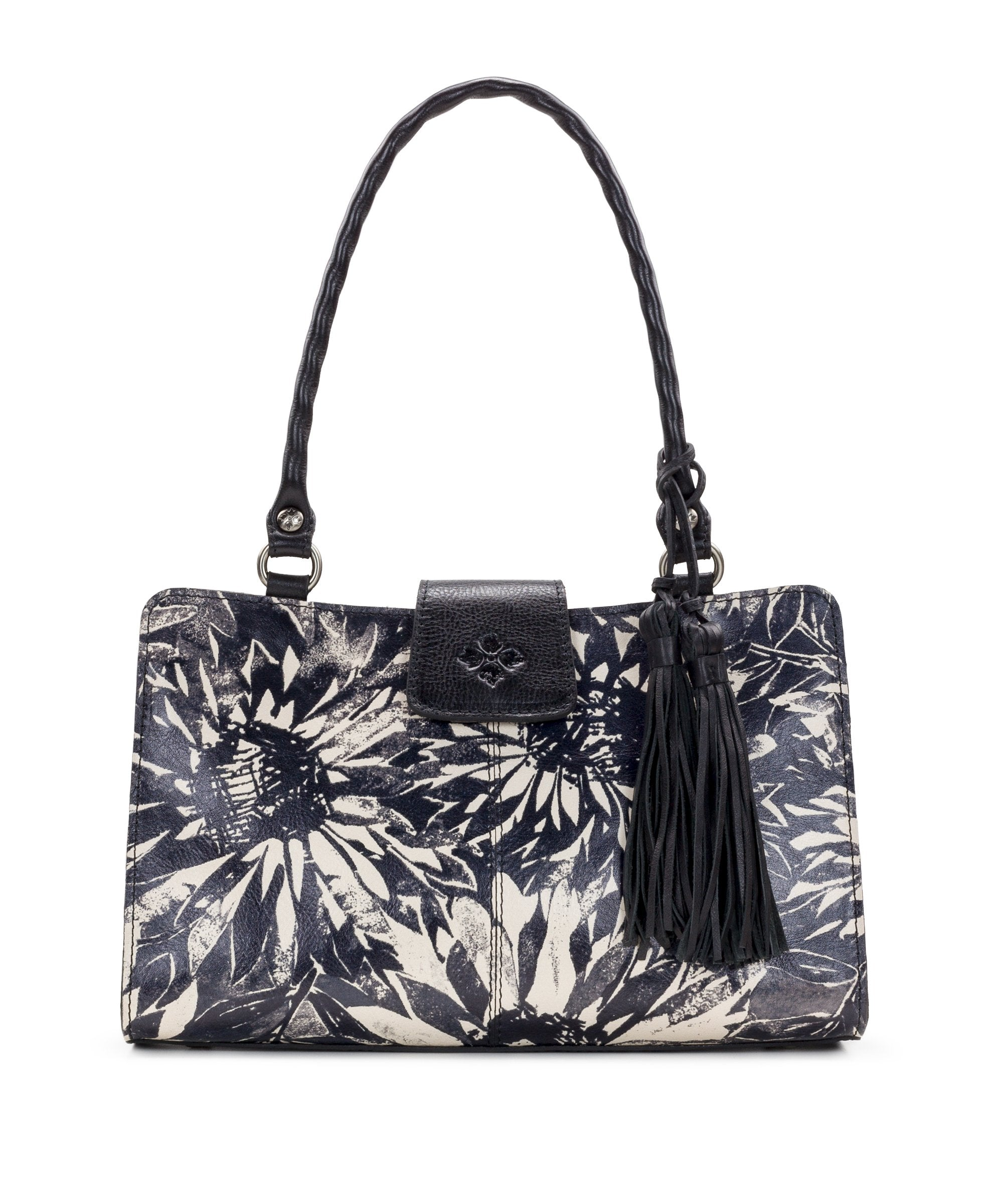 Rienzo Satchel - Sunflower Print