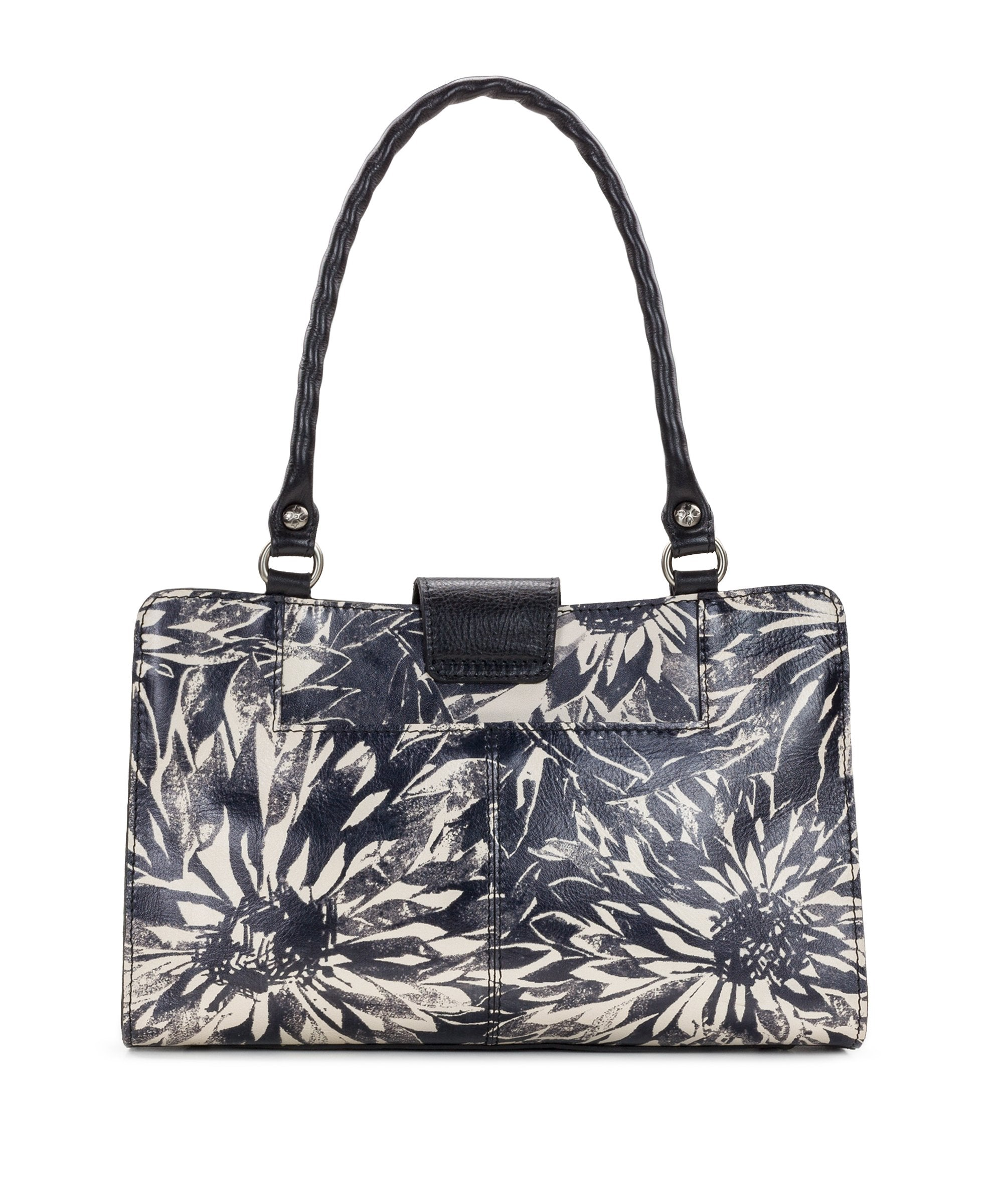 Rienzo Satchel - Sunflower Print 2